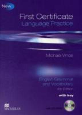 9780230727113 - First Certificate Language Practice: Student Book Pack With Key