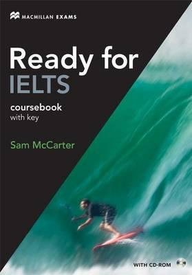 9780230732186 - Ready for ielts: student book + key + cd-rom