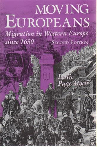 9780253215956 - Moving europeans migration in western europe since 1650