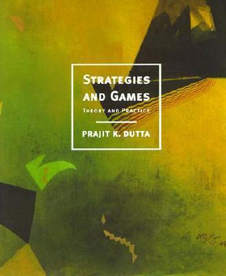 9780262041690 - Strategies and games theory and practice