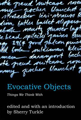 9780262516778 - Evocative objects