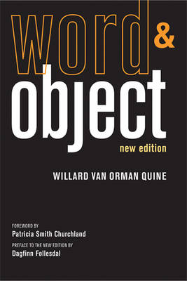9780262518314 - Word and Object
