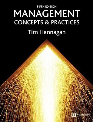 9780273711186 - Management: concepts and practices