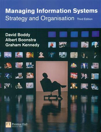 9780273716815 - Managing information systems strategy and organisation