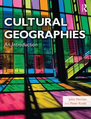 9780273719687 - Cultural Geographies: An Introduction