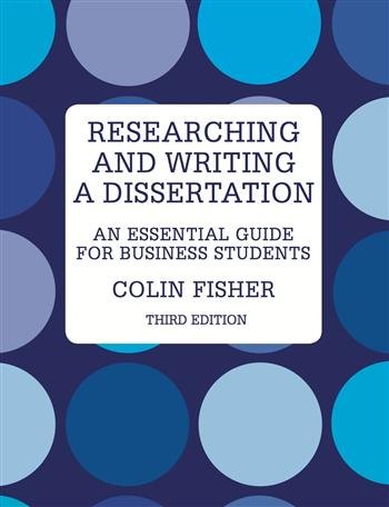 9780273723455 - Researching and Writing a Dissertation