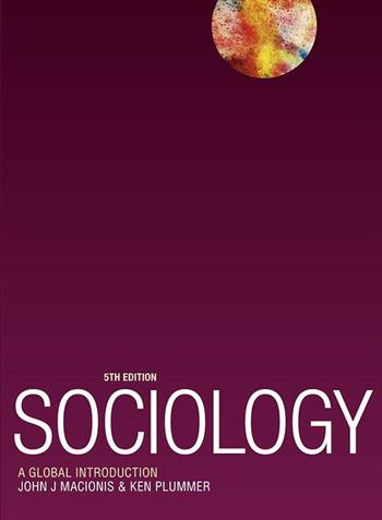 9780273727910 - Sociology: a global introduction