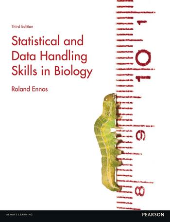 9780273729518 - Statistical and Data Handling Skills in Biology