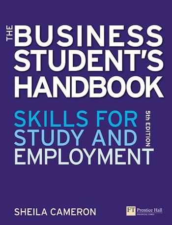 9780273730712 - The business students handbook learning skills for study and employment