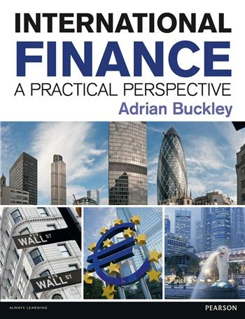 9780273732303 - International Finance, A practical perspective
