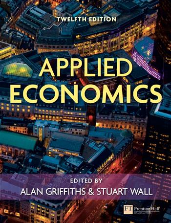 9780273736936 - Applied Economics