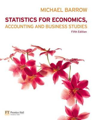 9780273743286 - Statistics for economics, accounting and business studies with mymathlab global student access card (pack)