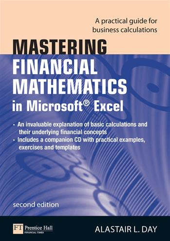 9780273746720 - Mastering Financial Mathematics in Microsoft Excel