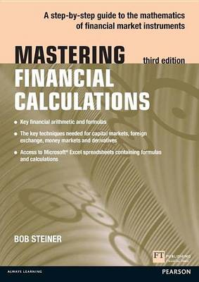 9780273750604 - Mastering Financial Calculations