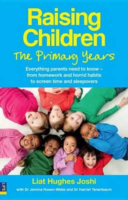 9780273751090 - Raising Children: The Primary Years