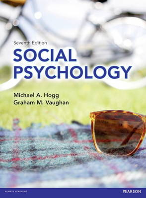9780273764694 - Social Psychology with MyPsychLab