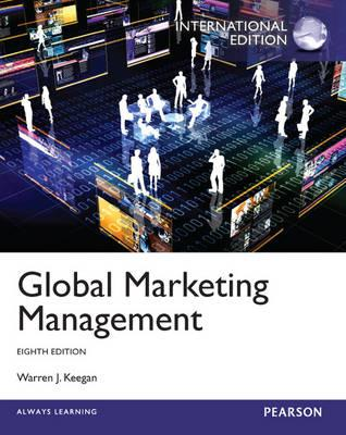 9780273768685 - Global Marketing Management