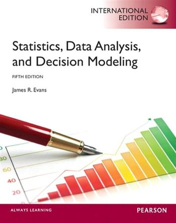 9780273775744 - Statistics, Data Analysis, and Decision Modeling: International Edition