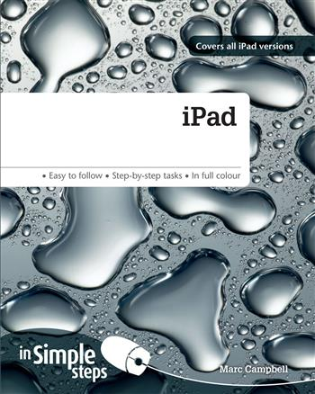 9780273775850 - iPad In Simple Steps