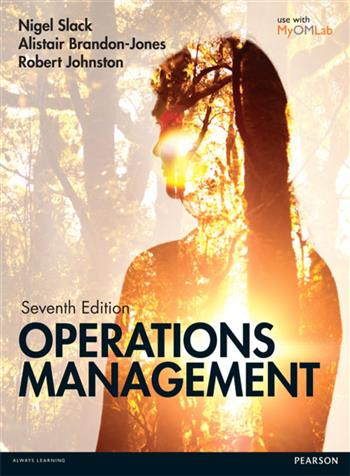 9780273776284 - Operations Management