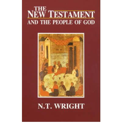 9780281045938 - The new testament and the people of god: christian origins a nd the question of vol 1