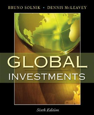 9780321527707 - Global Investments