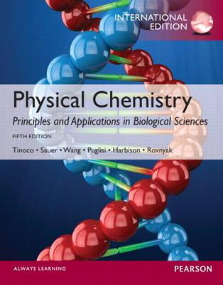9780321891044 - Physical Chemistry