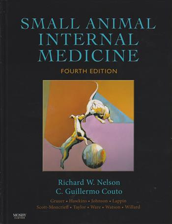 9780323048811 - Small animal internal medicine 4th 2009