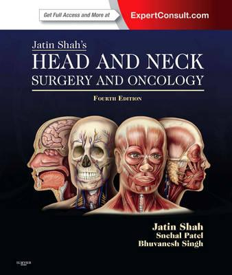 9780323055895 - Jatin shah's head and neck surgery and oncology: expert cons ult: online and