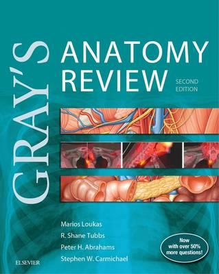 9780323277884 - Gray's Anatomy Review