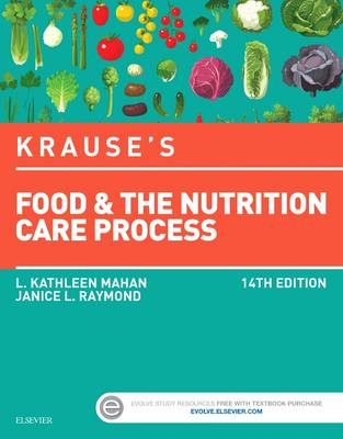 9780323340755 - Krause's Food & the Nutrition Care Process