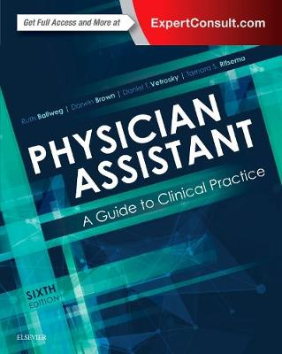 9780323401128 - Physician Assistant: A Guide to Clinical Practice