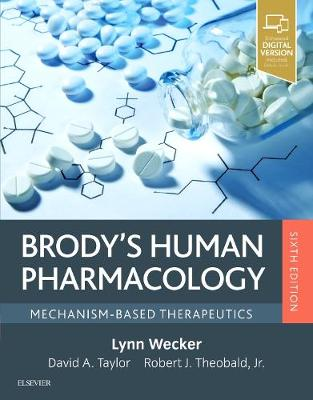 9780323476522 - Brody's Human Pharmacology