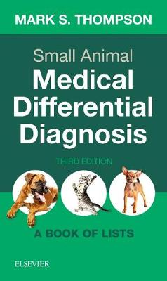 9780323498302 - Small Animal Medical Differential Diagnosis