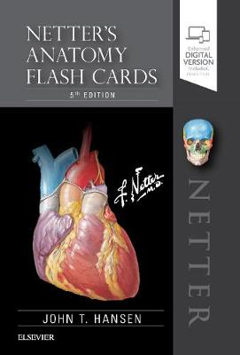 9780323530507 - Netter's Anatomy Flash Cards