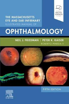 9780323613323 - The Massachusetts Eye and Ear Infirmary Illustrated Manual of Ophthalmology