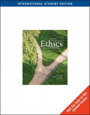 9780324594775 - Business & professional ethics