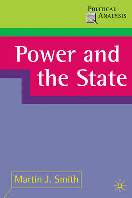 9780333964637 - Power and the State