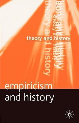 9780333964705 - Empiricism and history