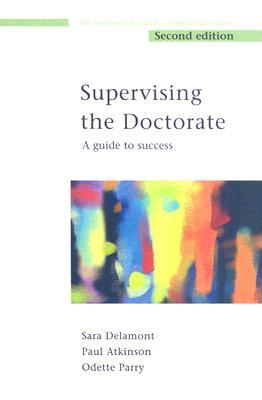 9780335212637 - Supervising the doctorate