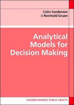 9780335218455 - Analytical Models for Decision-Making