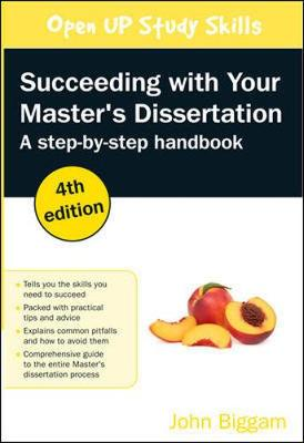 9780335243211 - Succeeding with your Master's Dissertation: A Step-by-Step H