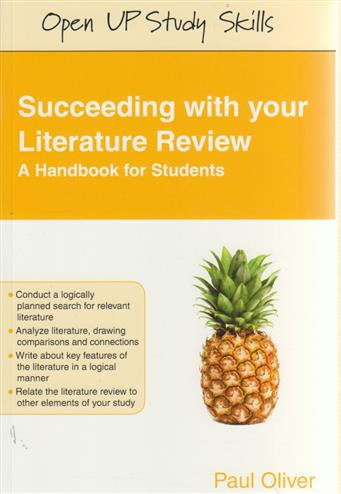 9780335243686 - Succeeding with Your Literature Review: A Handbook for Students