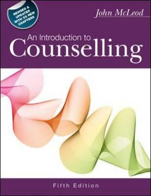 9780335247226 - An Introduction To Counselling