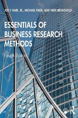 9780367196189 - Essentials of Business Research Methods
