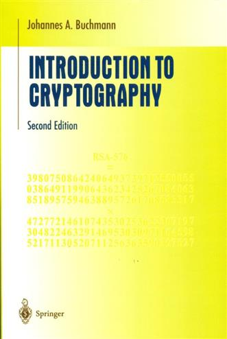 9780387207568 - Introduction to Cryptography