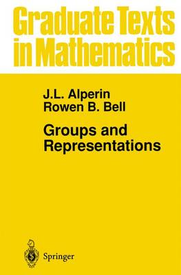 9780387945262 - Groups and Representations