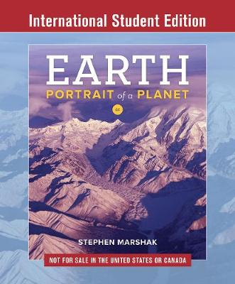 9780393640311 - Earth: with Ebook, Smartwork5, Guided Inquiry Activities, and Student Site