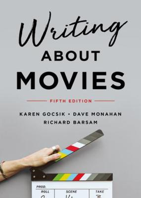 9780393664904 - Writing About Movies