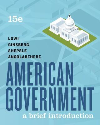 9780393674934 - American Government: A Brief Introduction